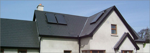 solar panel installation Ireland